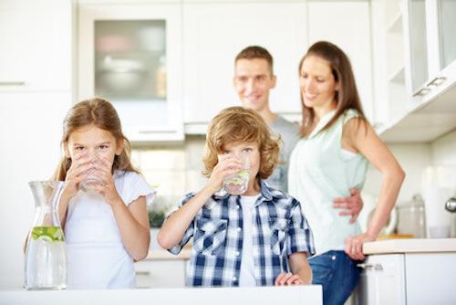 Trinkwasser aufbereiten und körpereigene Entgiftung anregen